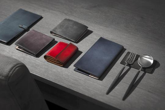 日本の革職人が作る小さな財布!コンパクトウォレット篇