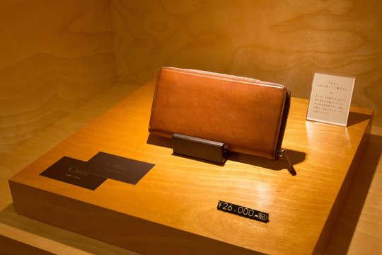 日本の革職人が作る高級財布!ラウンドファスナーウォレット篇